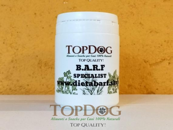 Lievito di birra per cani dieta BARF