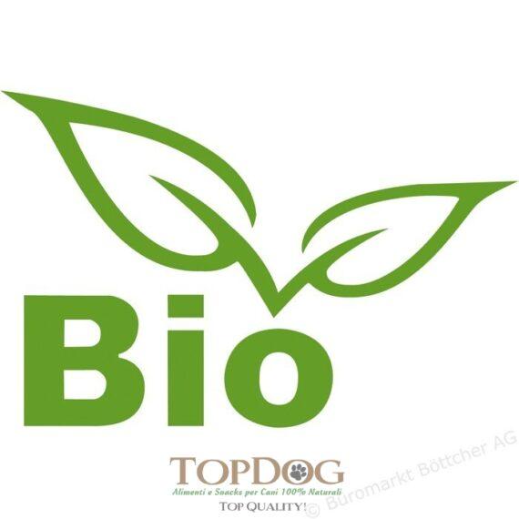 aglio in polvere per cani bio