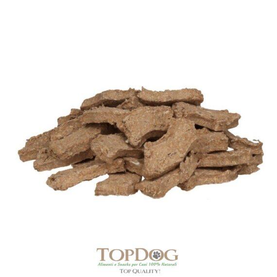 Biscotti per cani al Merluzzo