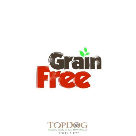 Cibo Naturale per cani Grain Free Trota
