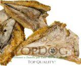 Pelle di Merluzzo con carne per cani