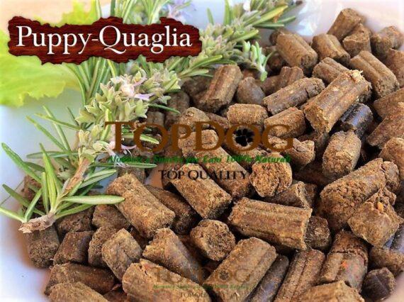Top Dog Puppy Quaglia Grain Free