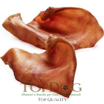 Orecchie di maiale essiccate