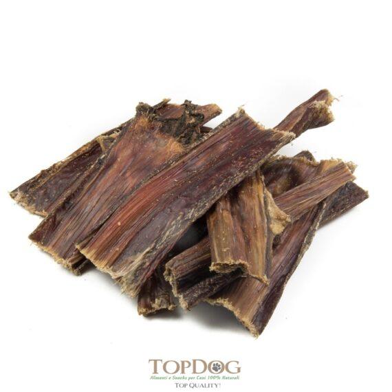 Carne essiccata di Bufalo per cani 250gr