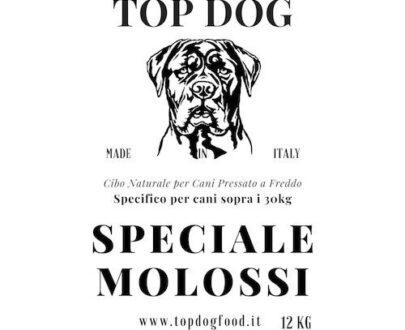 Top Dog Pressato a Freddo per cani over 30kg