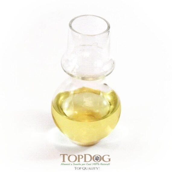 Olio di fegato di merluzzo per cani purissimo