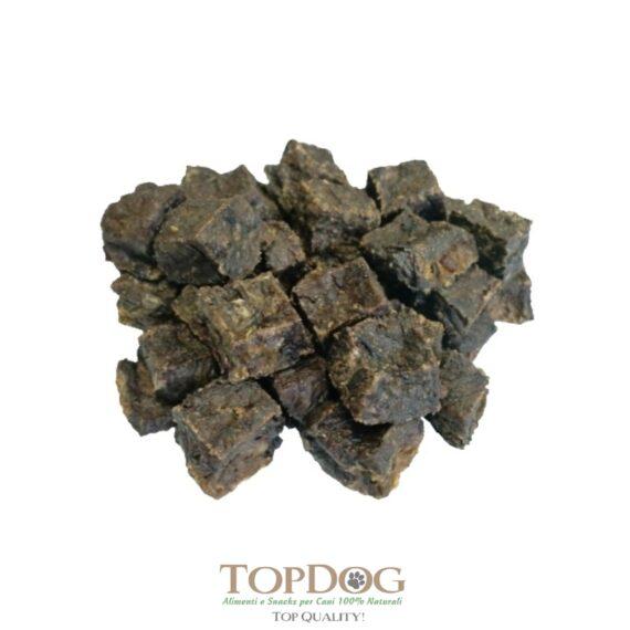 carne di capra essiccata per cani